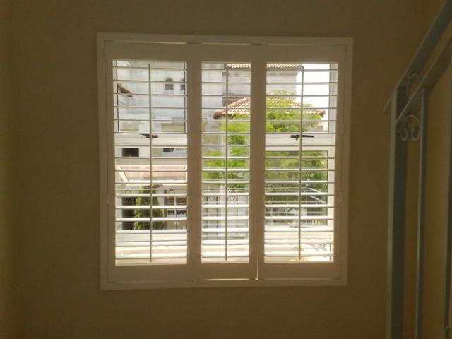 Shutters - 89mm Louvres
