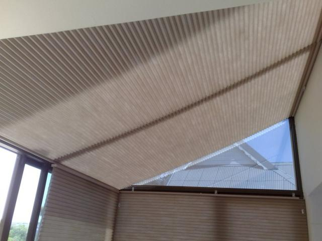 Skylight Blinds - After